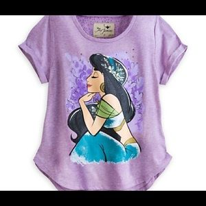 Disney Art of Jasmine Limited Edition Tee